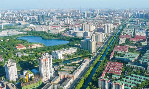 Photograph of Tianjin, China