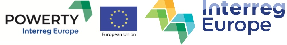 POWER-TY and Interreg logo